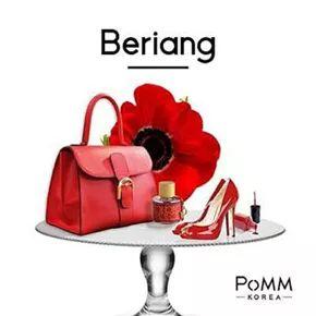KOREAN NEW BRAND★BERIANG TOTE BAG★3 COLORS★SUPER PREMIUM QUALITY★Handbag Sling bag Shoulder bag Tote bag Womens bag Tas wanita