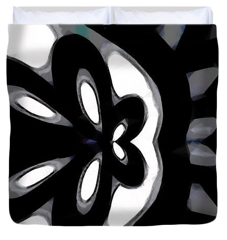 Unique Black White Gray Abstract Designer Duvet Cover,King,Queen,Full,Twin,Bedroom Decor,Home Interior,Abstract Comforter Cover,Bohemian by HeatherJoyceMorrill on Etsy