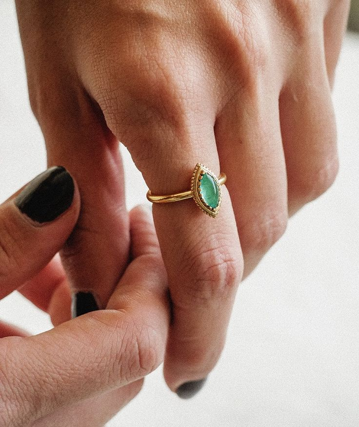 Not a Mood Ring - Handmade by myfashionfruit.com