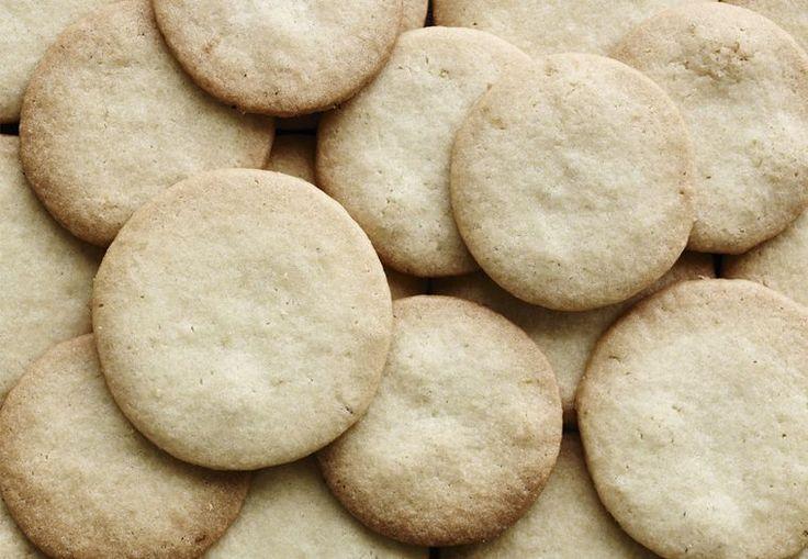 Sablé breton | Heibergs opskrift på småkager med citron | Bobedre.dk