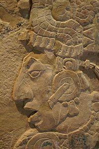 Escultura de Palenque