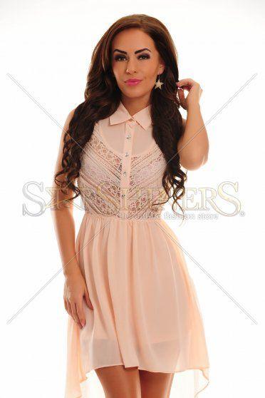 Latest Fashion Peach Dress