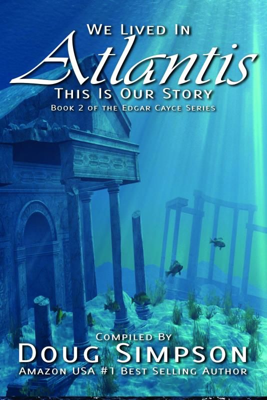 Cover Contest - We Lived in Atlantis, This is Our Story - AUTHORSdb: Author Database, Books and Top Charts