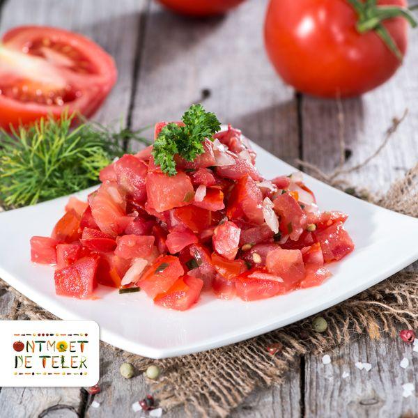 Wist je dat tomaten goed zijn voor je bloeddruk? De tomaat bevat namelijk kalium een belangrijk mineraal dat een rol speelt bij het behoud van een gezonde bloeddruk.