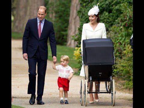 Princess Charlotte of Cambridge Christening (July 5, 2015)