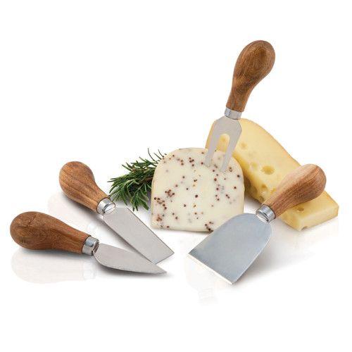 Rustic Farmhouse: Gourmet Cheese Knives