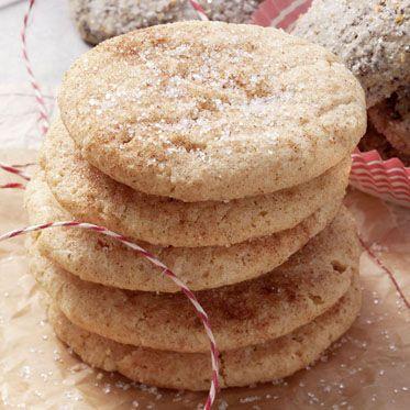 Snickerdoodles Rezept | Küchengötter