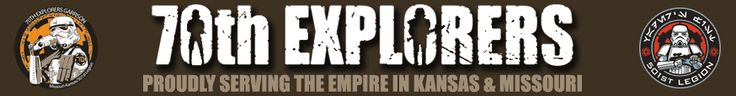 70th Explorers Garrison: Upcoming Events