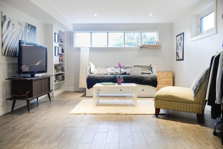 Ikea Hermes Daybed Living Room