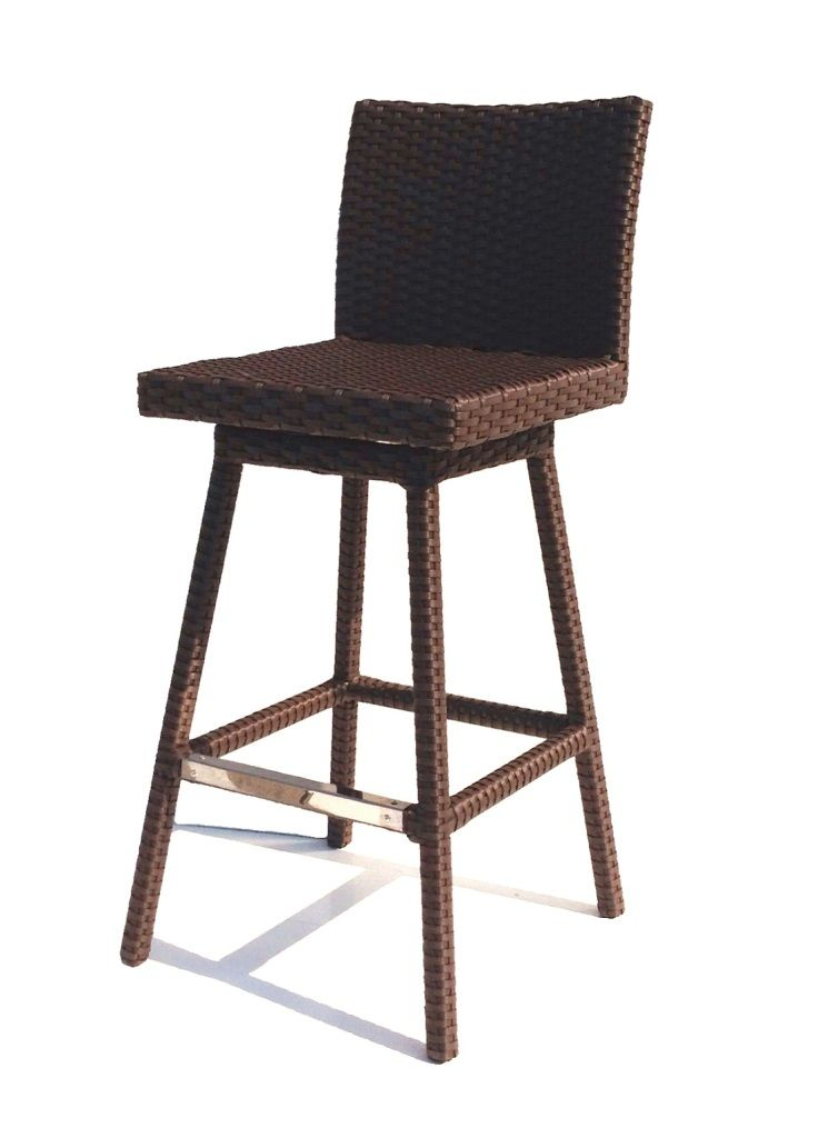 Best 20 Wicker Bar Stools Ideas On Pinterest Beach
