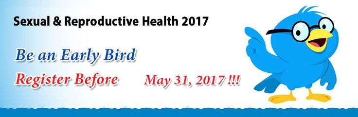Annual Summit on Sexual & Reproductive Health, Oncology & Medicine during October 2-3, 2017 in Atlanta, USA.  http://reproductive.cmesociety.com/registration
