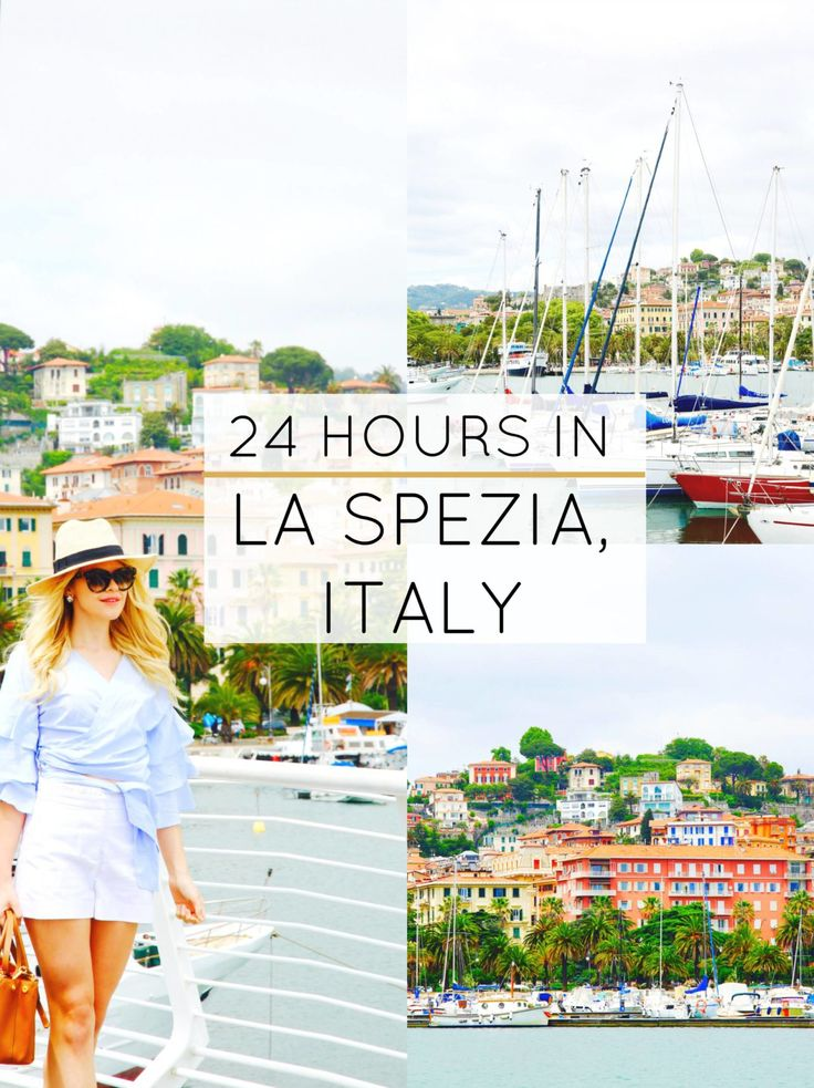 A full one-day guide to La Spezia, Italy! From things to do to where to snag the perfect slice of focaccia, take this guide with you on your next Italy trip.
