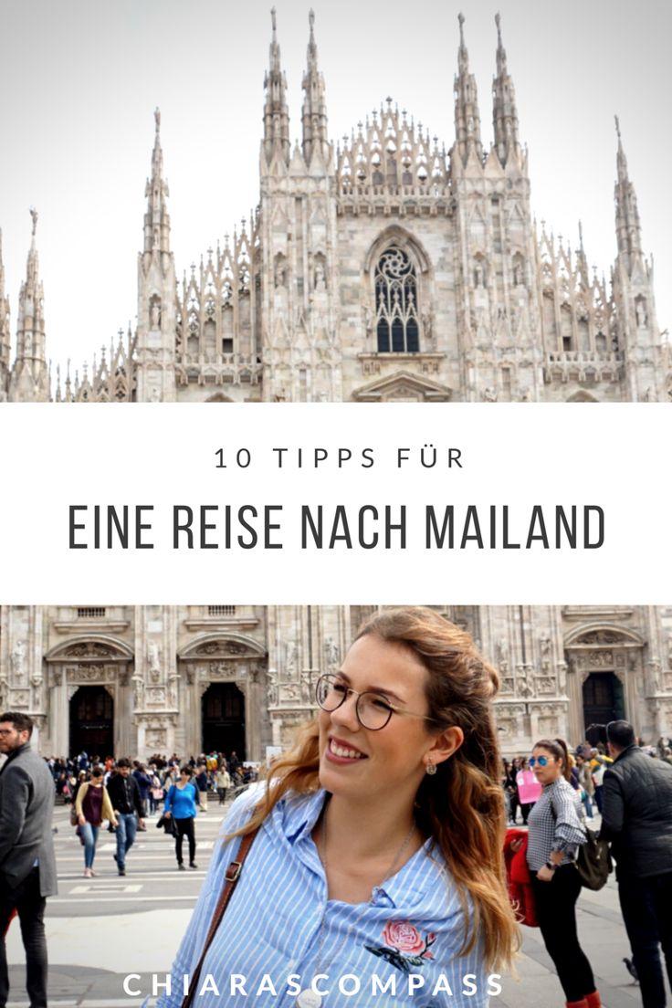 10 Tipps für eine Reise nach Mailand