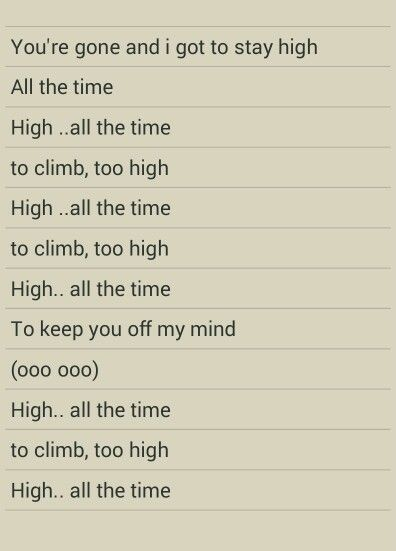 Habits(Stay High) pg. 2