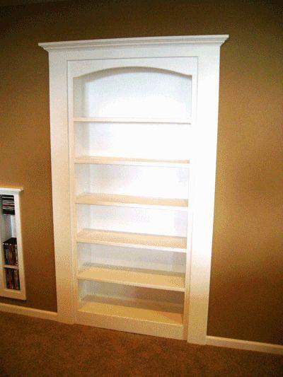 Bookshelf Door For Master Bedroom. Or Secret Studio Entrance With Sound  Proofing?