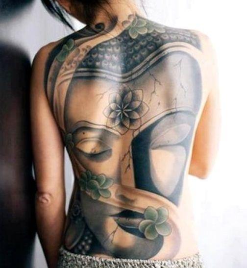 #buddha #tattoo #buddthatattoo