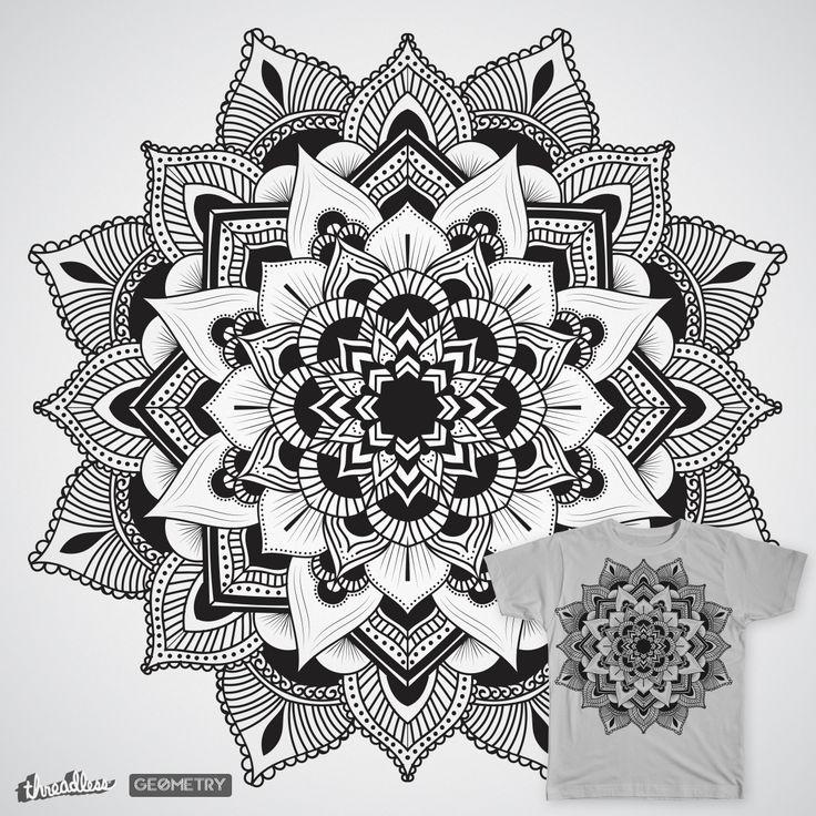 Mandala on Threadless