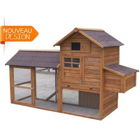 les 25 meilleures id es de la cat gorie enclos pour poules sur pinterest poulaillers. Black Bedroom Furniture Sets. Home Design Ideas