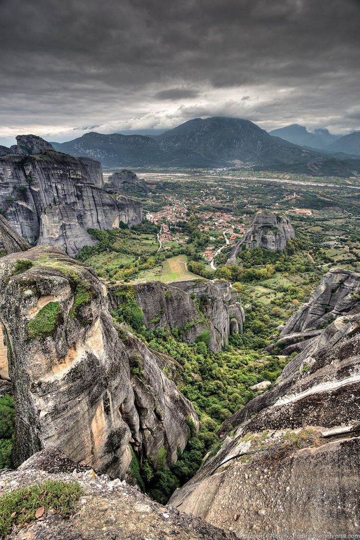 1000 Images About Meteora Greece On Pinterest