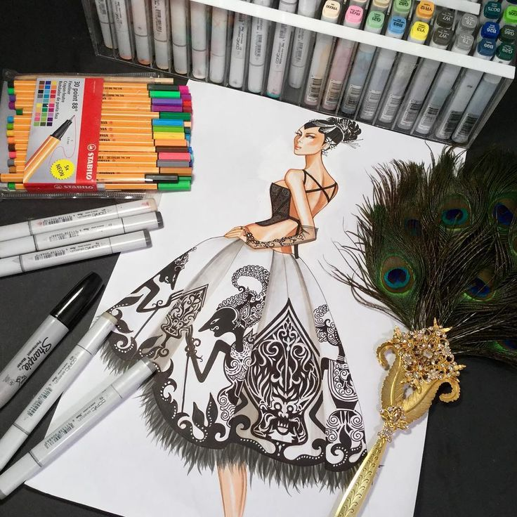 Wayang Kulit #beautiful #epajewel #gift #fashion #couture #fashiondesign #fashionillustration #illustration #artwork by #paulkengillustrator #inspiration #wayang #indonesia #thankyou