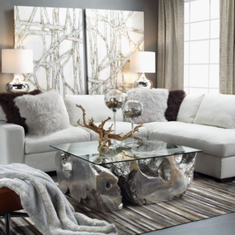 Del Mar Sectional 2PC From Z Gallerie 2014 Furniture