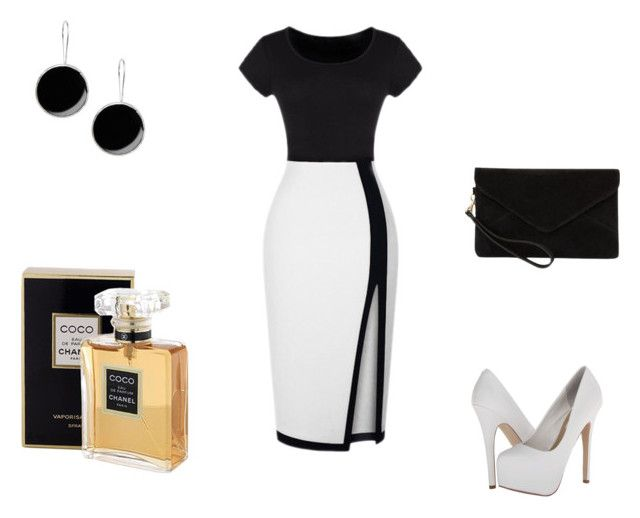 """""""Untitled #17"""" by skirmantesatkute ❤ liked on Polyvore featuring Steve Madden, MANGO, First People First and Chanel"""