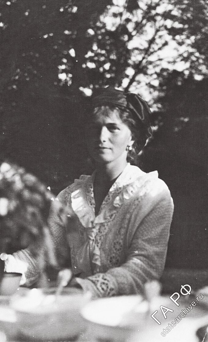 Grand Duchess Olga Romanov