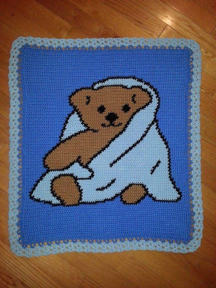 52 best My Baby Afghans images on Pinterest | Babydecken, Häkeln und ...