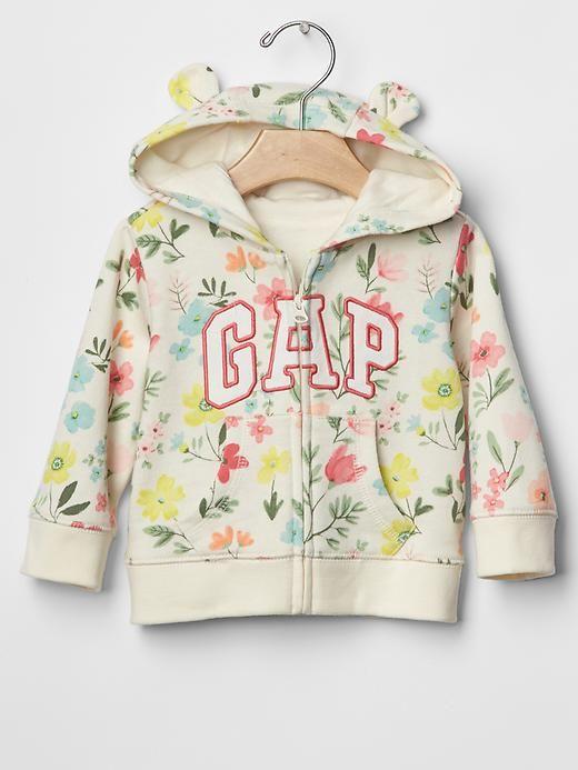 watercolor floral print | Gap Baby