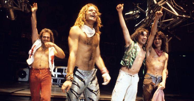 Listen to 'Rolling Stone Music Now' Podcast: Wildest Van Halen Stories Ever Told #headphones #music #headphones
