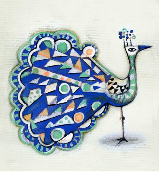 Peacock prints.se
