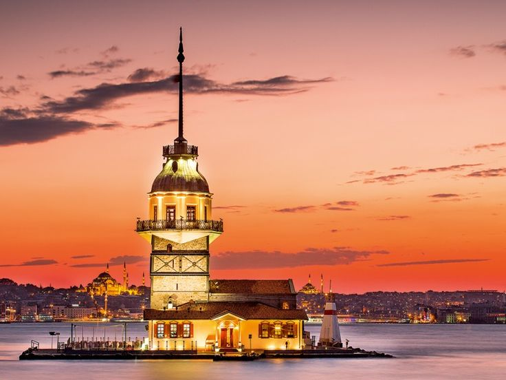 #Istanbul's popularity as business and leisure destination increases. Its position between the European and Asian continents accounts for its fusion of styles and cultures