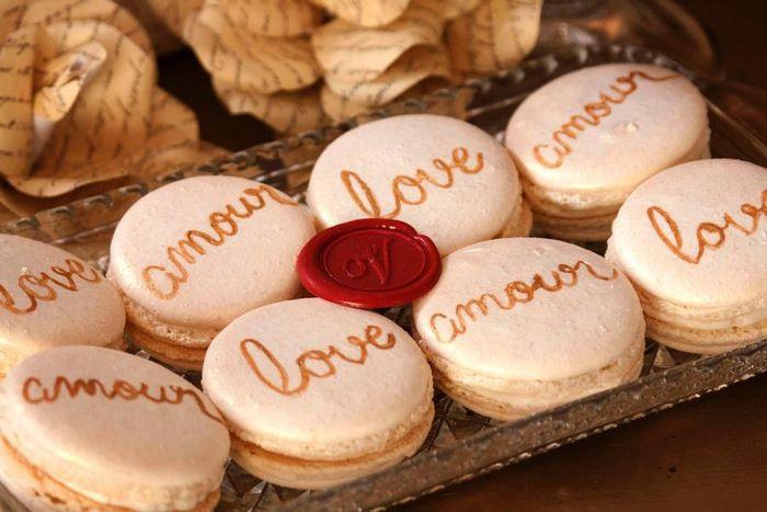 Chá de cozinha cartas de amor e renda - casar.com
