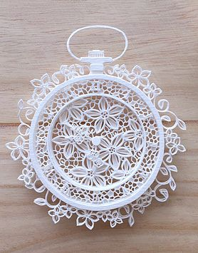 Absolutely amazing intricate and delicate paper cuts by Naho Katayama
