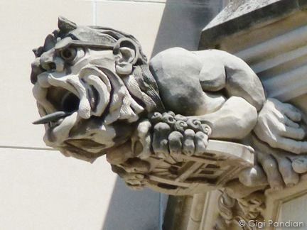 17 best images about gothic gargoyles on pinterest woolworth building mansions and ely cathedral. Black Bedroom Furniture Sets. Home Design Ideas