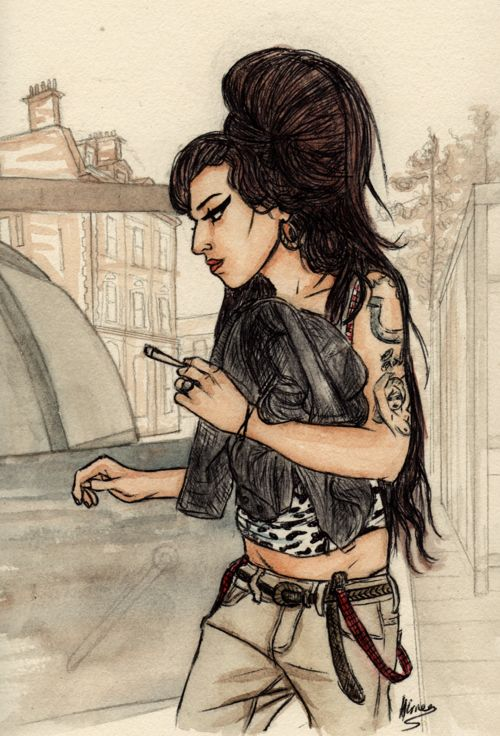 Amy Winehouse (requested)