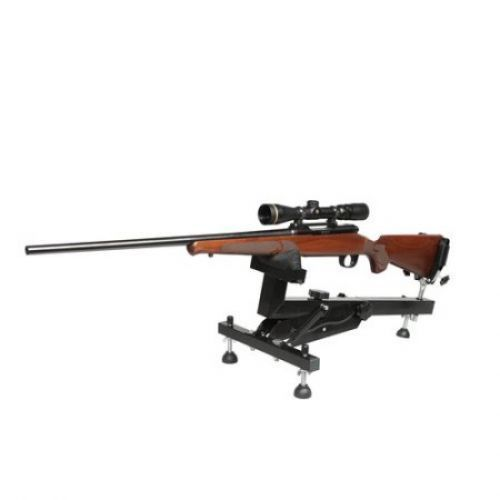 Rifle Shooting Gun Rest Hunters Stand Shooters Bench Sighting Vise Range NEW #RifleShootingGunRest