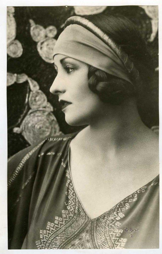 Natacha Rambova circa March 1926