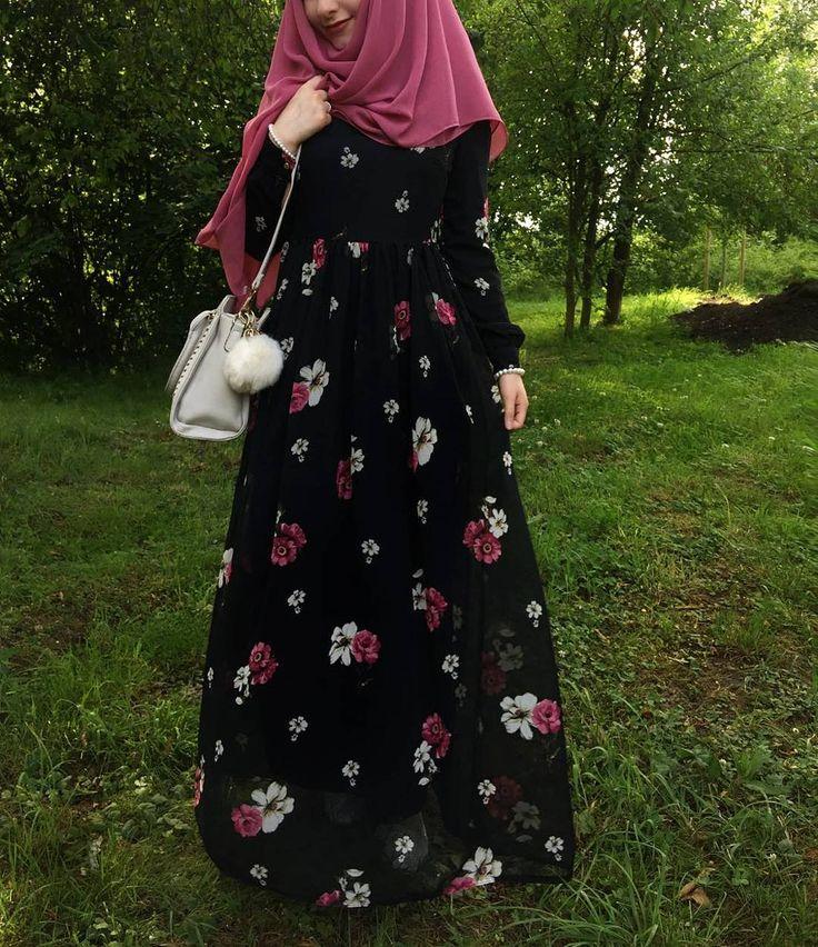 """658 Likes, 12 Comments - Fatmanur (@faaaatmanur_) on Instagram: """"Dress: @evla_collection    bu güzel elbisemi @evla_collection da bulabilirsiniz, bayram yaklasiyor…"""""""