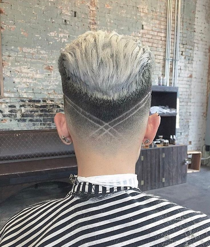 """757 Likes, 3 Comments - #BuzzCutFeed (@buzzcutfeed) on Instagram: """"Amazing Faded Pompadour Hair By @highandtightbarber 💈 Model @havalava 😍🖤 #UCFeed #BuzzCutFeed…"""""""