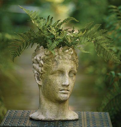 Hermes Planter ~ from Charleston Gardens
