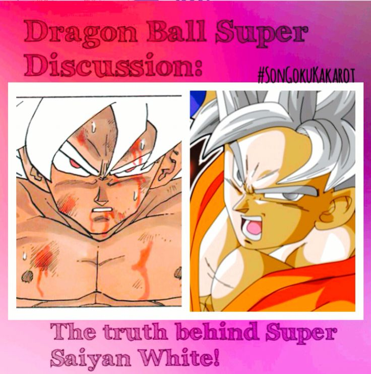 Dragon Ball Super Discussion: {Possible Spoilers for some} Although Super Saiyan White is a topic on the minds of many fans. This is actually not the first time of its conception! In fact, Toriyama's initial design for the Super Saiyan Transformation was white hair and red eyes! While some find it to be a spur of the moment that Toriyama came up with this idea. Perhaps there is more of a throwback meaning behind it? What do you think? Is this the TRUE form we're all wondering about?! Let me…