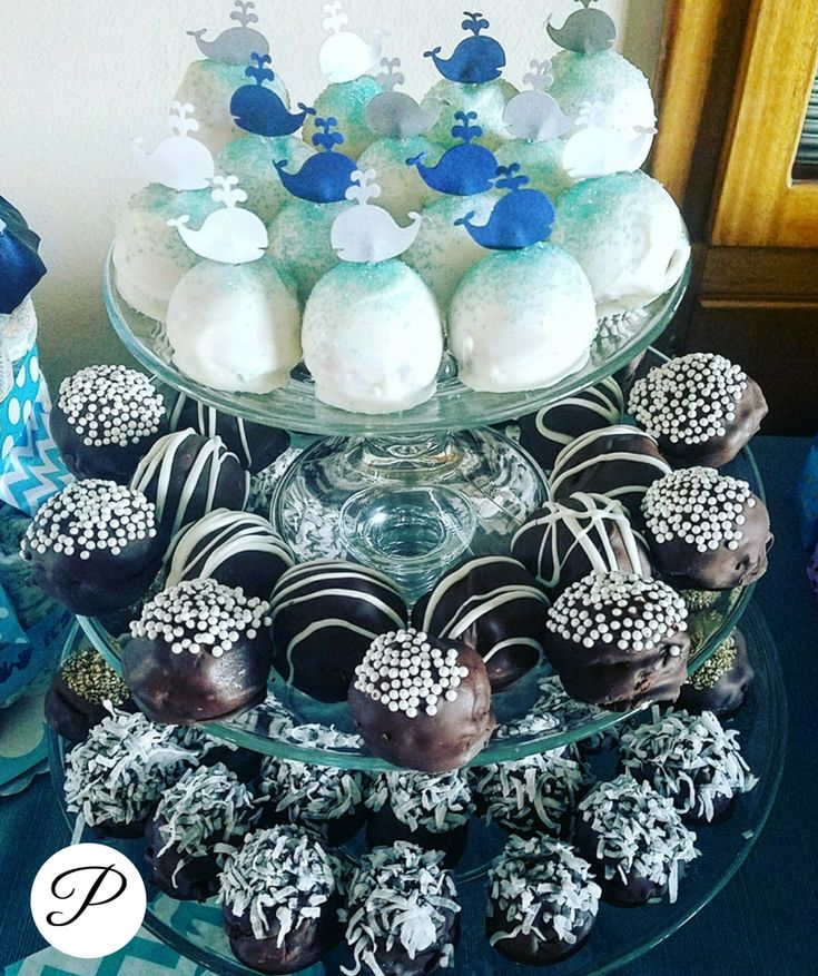 Best 28 Whale Themed Baby Shower ideas on Pinterest ...
