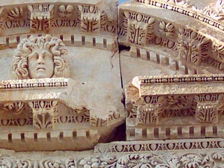 Hidden Sights of Turkey, Sagalassos, Turkey, Ruins architecture