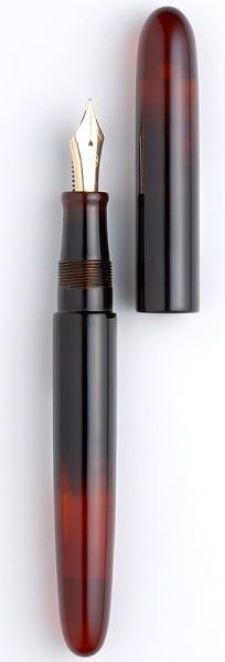 NAKAYA Skeleton FOUNTAIN PEN - Japanese handmade fountain pens