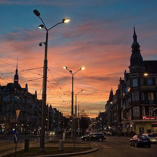 Szczecin, Poland (by movski)