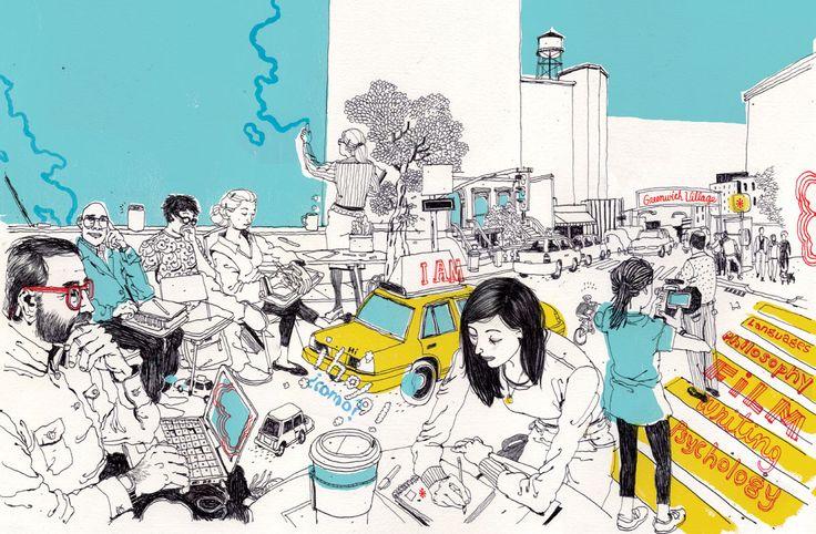 Josh Cochran Illustration