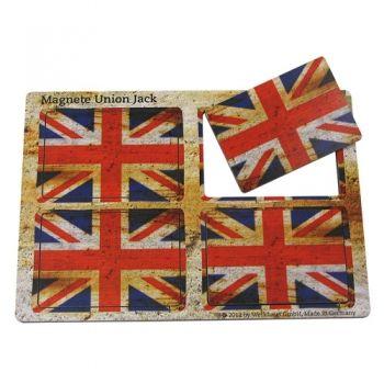"""Werkhaus Shop - Magnete """"Union Jack"""""""