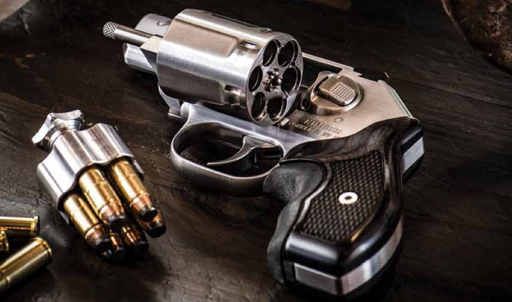 Kimber will be adding 5 new revolvers to the K6s line in 2017 from lasergrips to night sights to high-grade wood and a few in between.