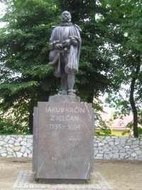 Jakub Krčín z Jelčan a Sedlčan -stavitel rybníků na Třeboňsku | Třeboň a okolí - Třeboňsko.cz